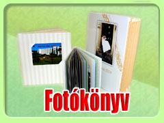 Fotókönyv Tervezés